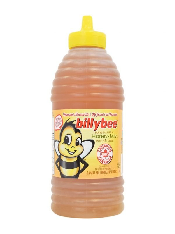 Billy bee pure natural honey, 1kg 1