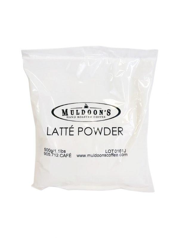 Latte powder 1