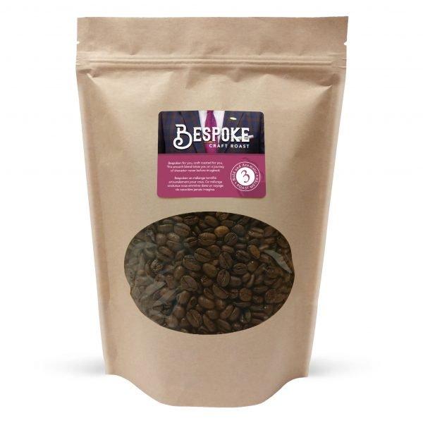 Bespoke whole bean coffee, 1lb 1