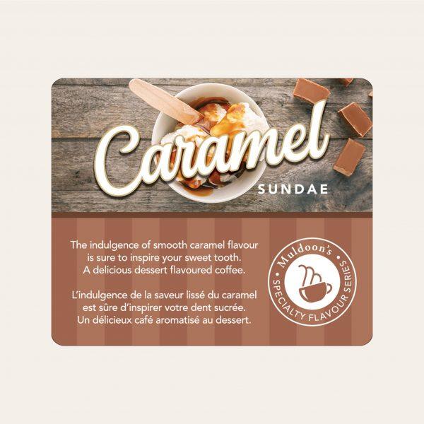 Caramel sundae bulk singles 3