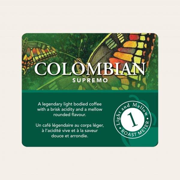Colombian supremo singles 2