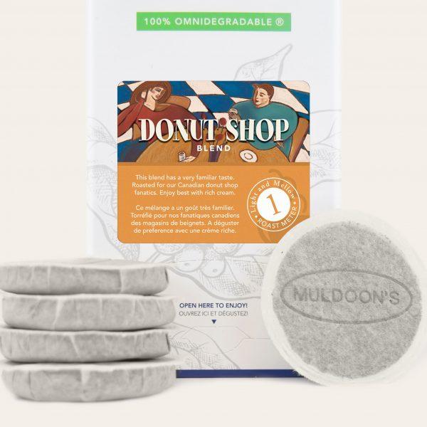 Donut shop blend singles 5