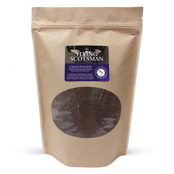 Flying scotsman ground coffee, 1lb 1