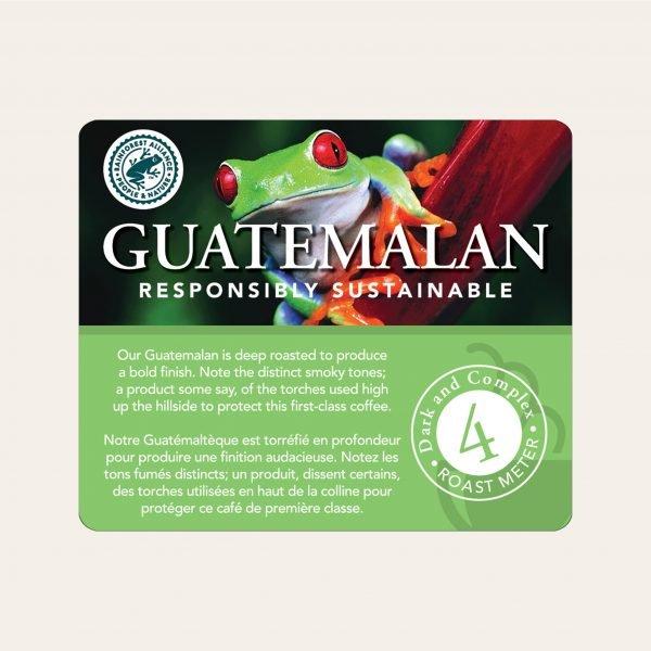 Guatemalan ground coffee, 1lb 2