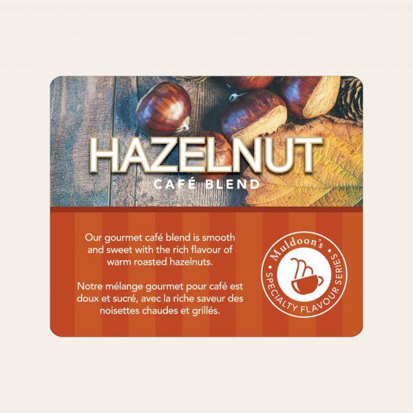 Hazelnut café blend bulk singles 3