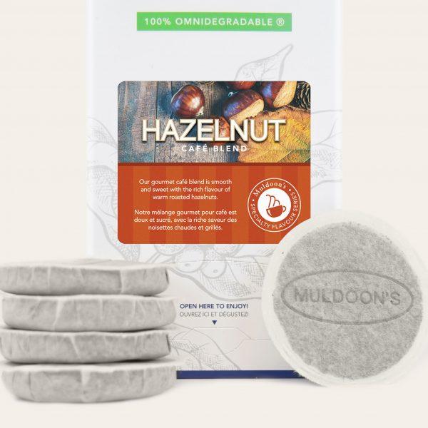 Hazelnut café blend singles 5