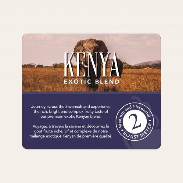 Kenya exotic blend bulk singles 3