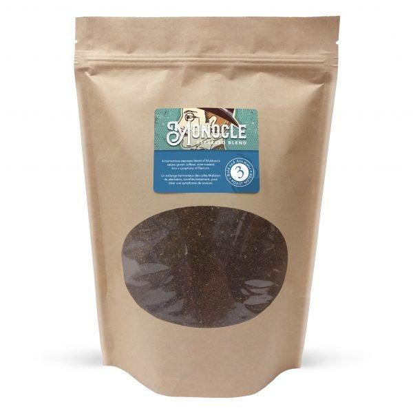 Monocle espresso ground coffee, 800g 1