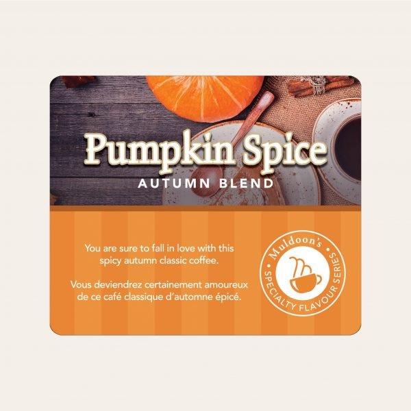 Pumpkin spice blend singles 2