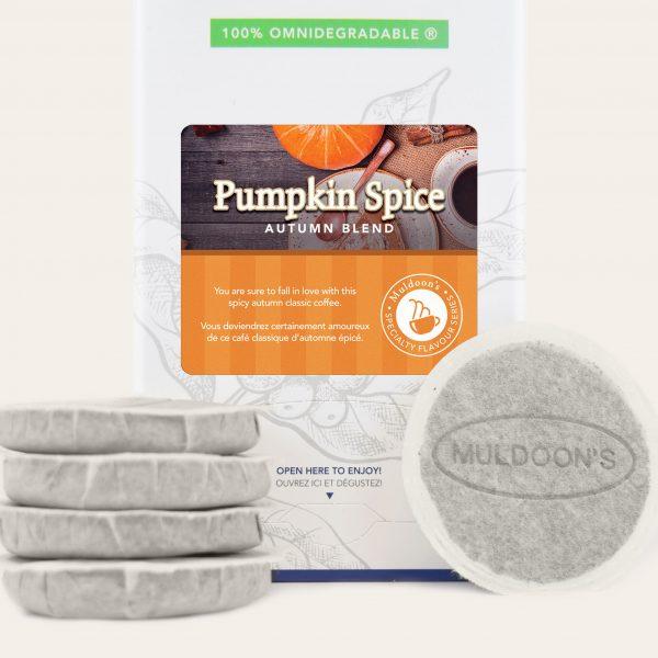 Pumpkin spice blend singles 5