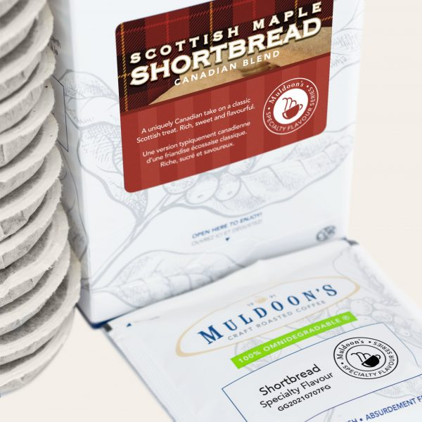 Scottish maple shortbread singles 4
