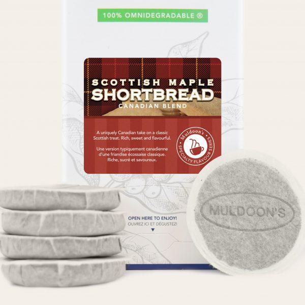 Scottish maple shortbread singles 5